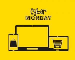 cyber monday tilbud